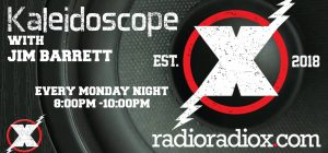 Radio Radio X with Jim Barrett