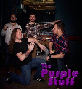 The Purple Stuff.