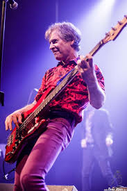 Ken Fox, bassist of The Flestones