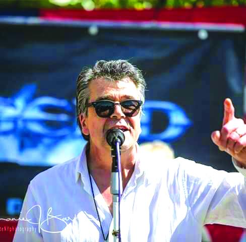 Vito Ciccarelli. Photo by Stephanie Bartik.