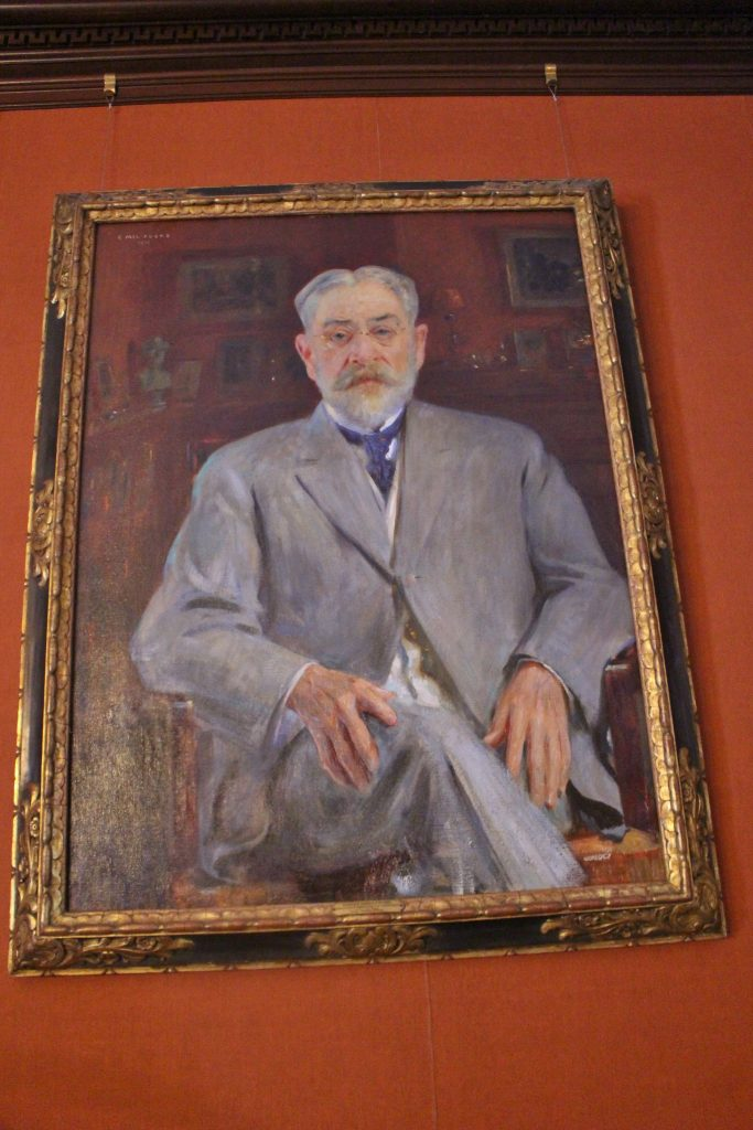 Robert Todd Lincoln Painting