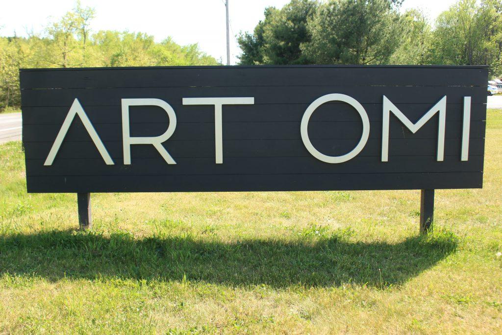 Art Omi Signage